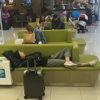 台湾桃園空港で夜遅い時間に仮眠休憩をする方法